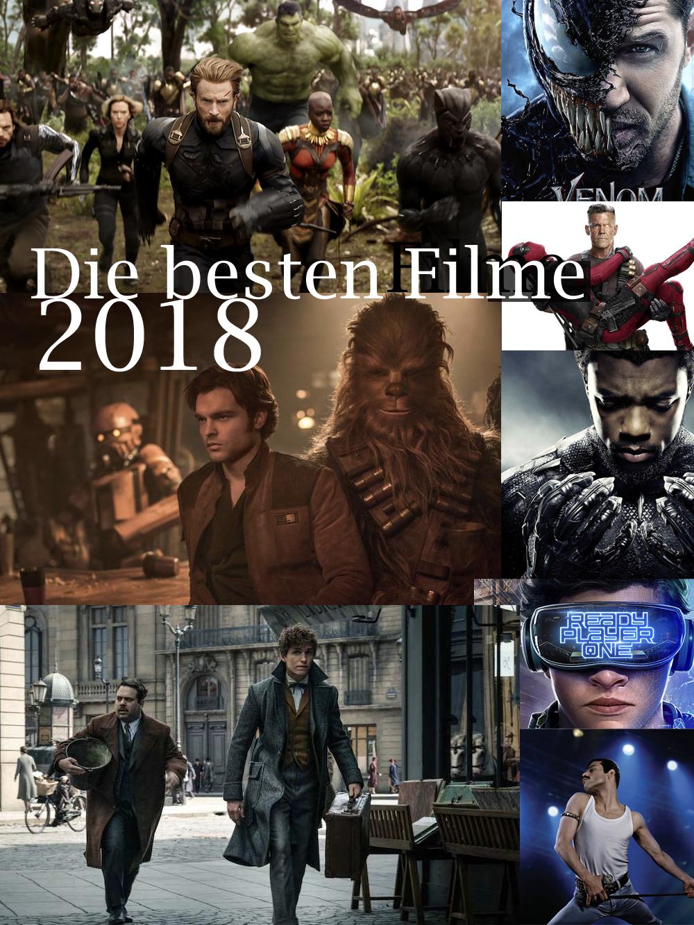 Beste neue Filme 2018! Thriller, Action, Fantasy, Drama