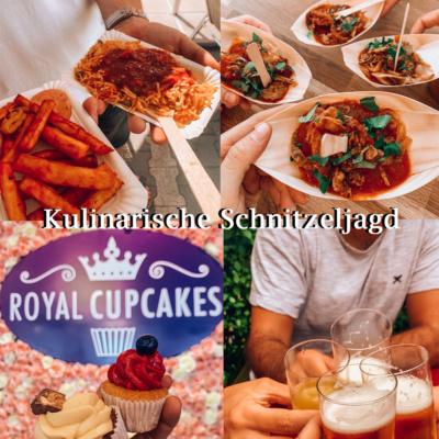 Kulinarische Schnitzeljagd: Leckeres Essen & ganz viel Spaß! Food Event