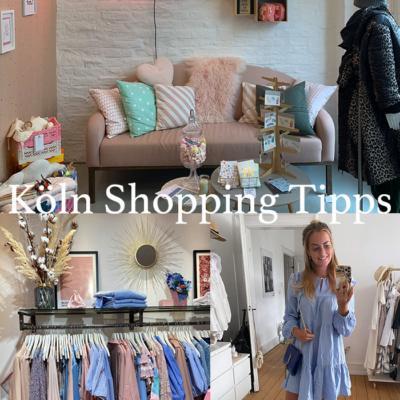 Köln Shopping Tipps – Coole Läden und schöne kleine Boutiquen